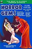 Horror Gems, Volume Fourteen, Manly Banister and Others (Volume 14)