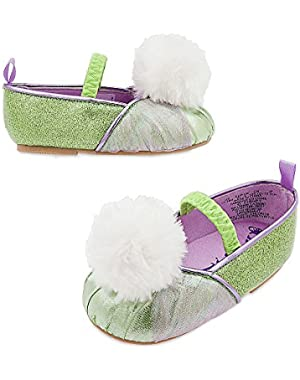 Store Tinker Bell Tinkerbell Costume Shoes Baby 18 - 24 Months 2T 2 Years