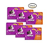 Cheap PACK OF 6 – WHISKAS CHOICE CUTS Poultry Selections Variety Pack Wet Cat Food 3 Ounces (12 Count)