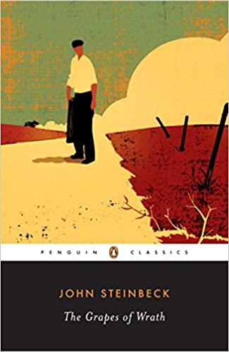 The grapes of wrath john steinbeck robert demott 9780143039433 the grapes of wrath john steinbeck robert demott 9780143039433 amazon books fandeluxe Image collections