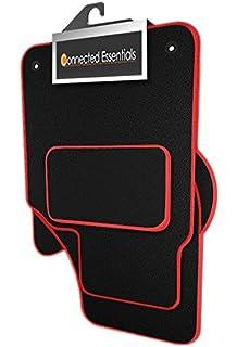Connected Essentials alfombrillas de coche resistentes personalizadas para Corsa D MK3 (2007-2013)