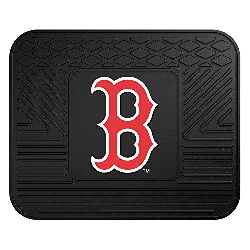 (FANMATS MLB Boston Red Sox Vinyl Utility Mat )
