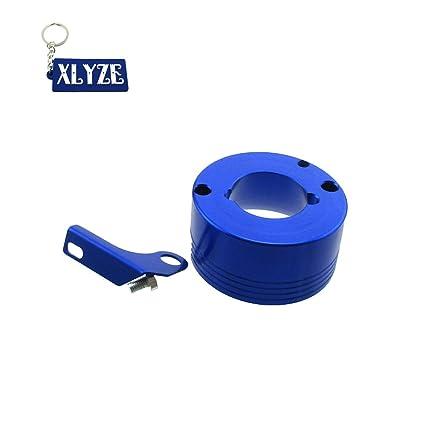 Amazon com: XLYZE Air Filter Adapter With Choke Bracket For 11HP