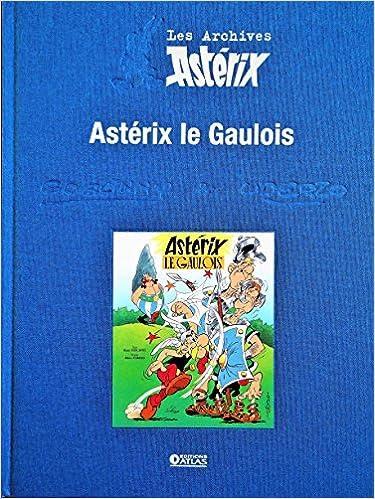 Amazon Fr Asterix Le Gaulois Les Archives D Asterix