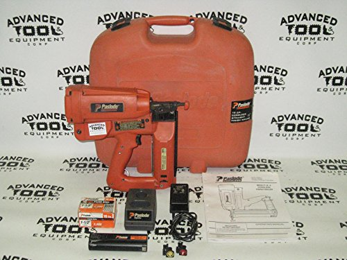 Paslode IM250II Cordless 16 Gauge Straight Finish Nailer Nail Gun No. (Paslode Cordless Charger)