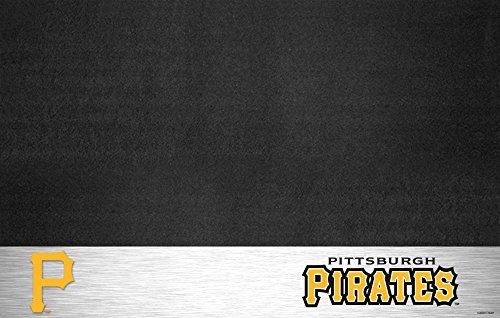Fanmats 12165 MLB Pittsburgh Pirates Vinyl Grill ()