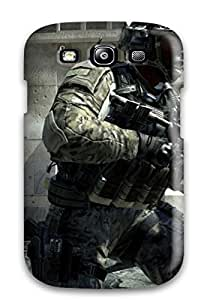ZippyDoritEduard Case Cover For Galaxy S3 - Retailer Packaging Best Call Of Duty Mw Soldiers Protective Case