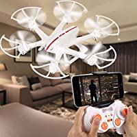Dtemple FPV RC Quadcopter Drone, 360 Degree Rolling Action, 2.4GHz 6-Axis Gyro 3D Roll