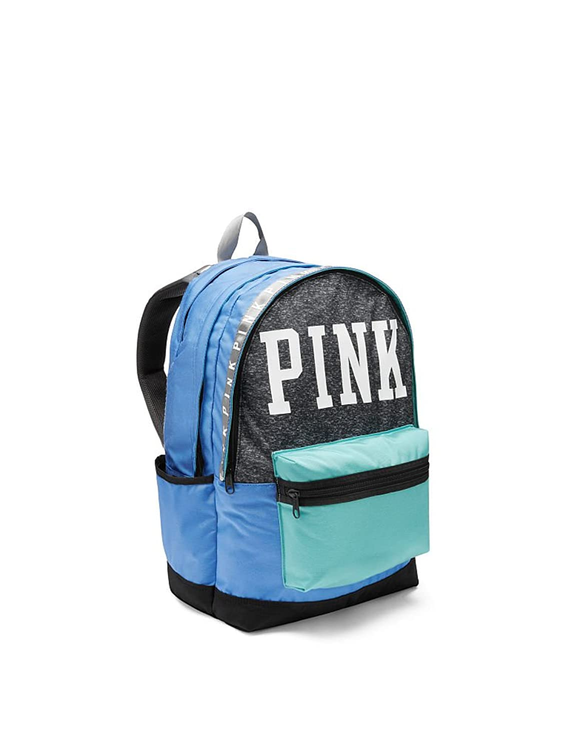 f0e632937f0f Pink Campus Drawstring Backpack With Flap- Fenix Toulouse Handball