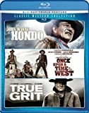 Classic Western Collection (Hondo / Once Upon a Time in the West / True Grit) [Blu-ray] by Paramount