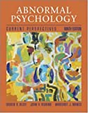 img - for Abnormal Psychology with MindMAP Plus CD-ROM and PowerWeb by Lauren B. Alloy (2004-03-12) book / textbook / text book