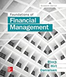 Foundations of Financial Management 16th Edition