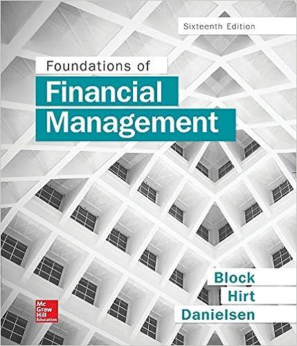 foundations of financial management 9781259277160 economics books