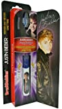 Brush Buddies Justin Bieber Never Say Never and One Time Singing Toothbrush