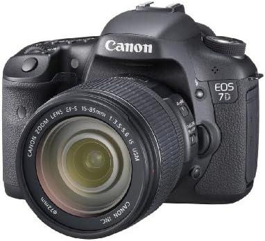 Canon EOS 7D - Cámara Réflex Digital 18 MP (Objetivo EF-S 15-85mm ...