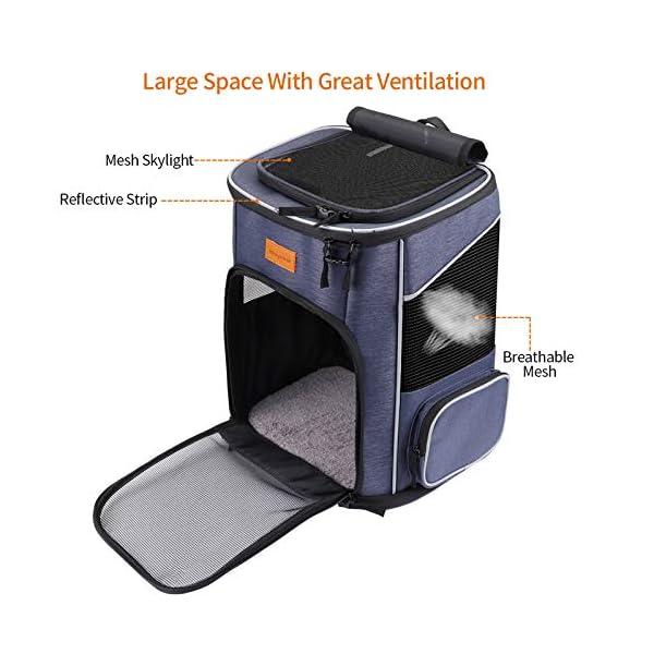Morpilot Backpack Carrier