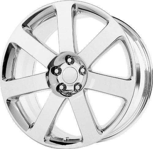 Chrome Rims Dodge Charger - Wheel Replicas V1168 Dodge Charger SRT8 Chrome Finish (20x9