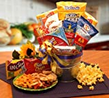 Healthy Snack Food Gift Basket - Care Package Gift Idea for College Kids Away from Home