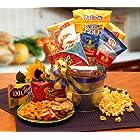 Healthy Snack Food Gift Baske