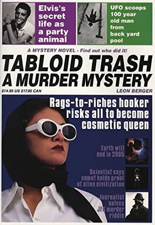 book cover of Tabloid Trash
