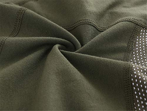 QingCheng Chemise de Combat Homme Camouflage Militaire Tactique Airsoft Tenue T-Shirt Slim Fit à Manches Longues Costume… 6