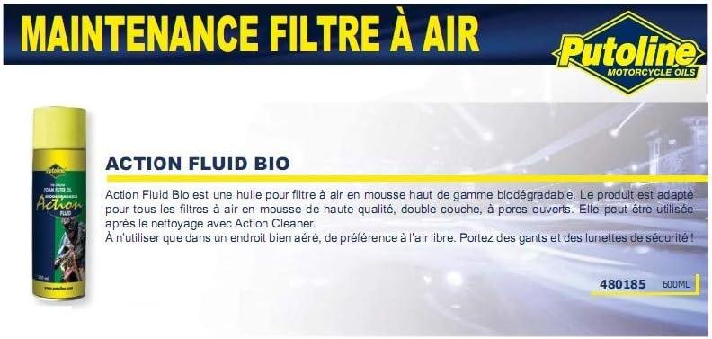 Putoline - Aceite de Filtro de Aire Biodegradable para Espuma ...