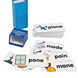 Bargain World Cardstock Homophone Pocket Chart Cards (With Sticky Notes)