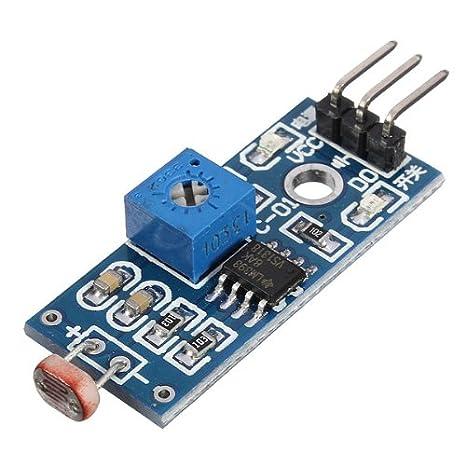 capteur luminosite arduino