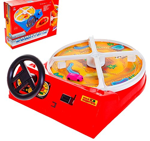 OmZET Young Driver: Legendary Russian Board Game