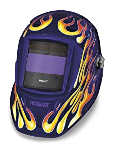 Hobart 770755 Impact Combustion Variable Auto-Dark Helmet