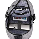 Lmeison Business Laptop Backpack, Anti Theft Travel