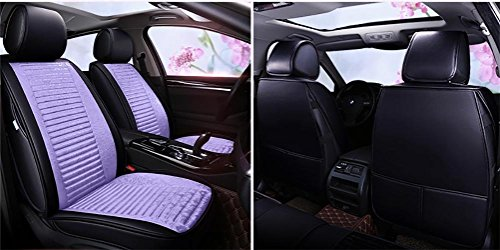 Car Seat cover trim, before the rear fully a car seat covers for 5 seats appropriate vehicle for the use year-round by YAOHAOHAO (Image #3)