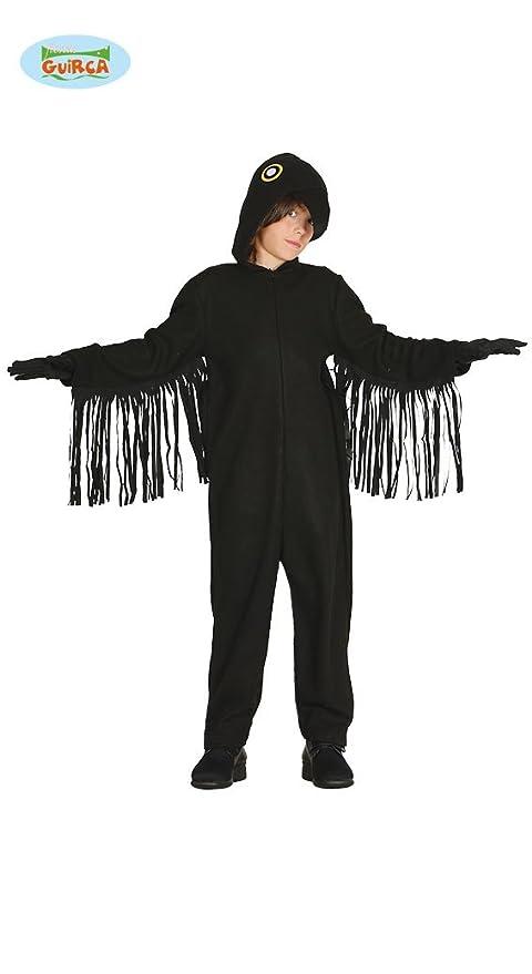 Disfraz de cuervo infantil