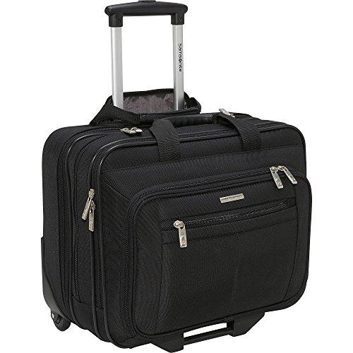 Wheeled Computer Case Overnighter (Samsonite Casual Wheeled Laptop Overnighter (Black))
