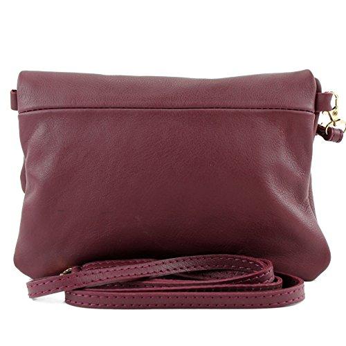 T95 d'épaule de ital poignet de de dames d'embrayage cuir en Sac modamoda sac en Lilarot sac cuir petites BgRUA