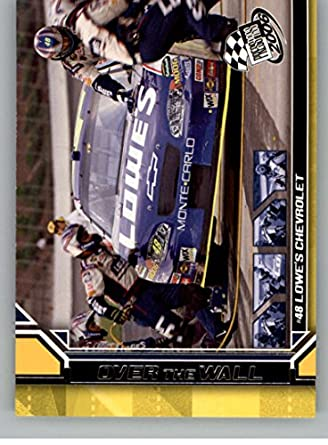 Sports Trading Cards 2006 Wheels High Gear #68 Jimmie Johnson Racing Card Sports Mem, Cards & Fan Shop
