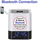 Boytone BT-84CB Portable FM Radio Alarm Clock Wireless - Best Reviews Guide