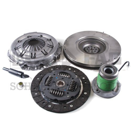 LuK 07-202 Clutch Kit by LuK