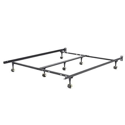 Amazon.com: Classic Brands Hercules Universal Heavy Duty Metal Bed