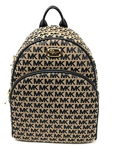 Michael Kors Signature Women's Abbey Larg Backpack BG/BLK/BLK 38H7YAYB7J by Michael Kors (USA), Inc.
