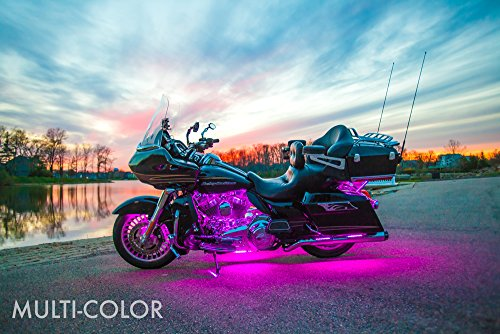 Ultimate Motorcycle Accent Lighting Kit 33 Multi Color