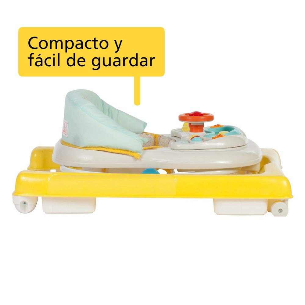 Safety 1st Ludo 2757949001 Andador para bebé, color gris (Grey ...