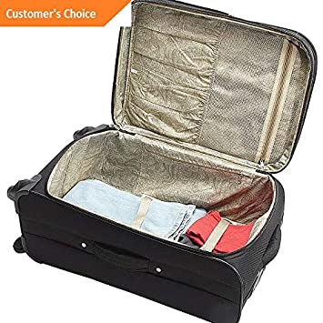 Amazon.com | Sandover South West 5 Piece gage Set + Bonus | Model LGGG - 4039 | | Luggage Sets