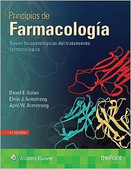 Book Principios de farmacologia: Bases fisiopatologicas del tratamiento farmacologico