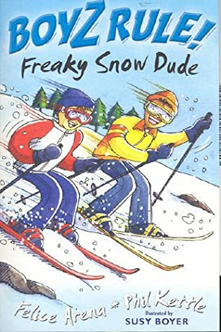 book cover of Freaky Snow Dude