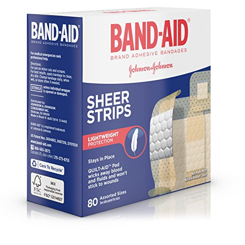 Bandaid brands