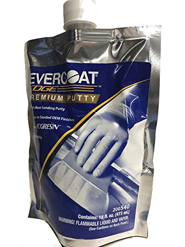 UPC 023289205409, Evercoat Edge Premium Putty, 200540, 16oz.