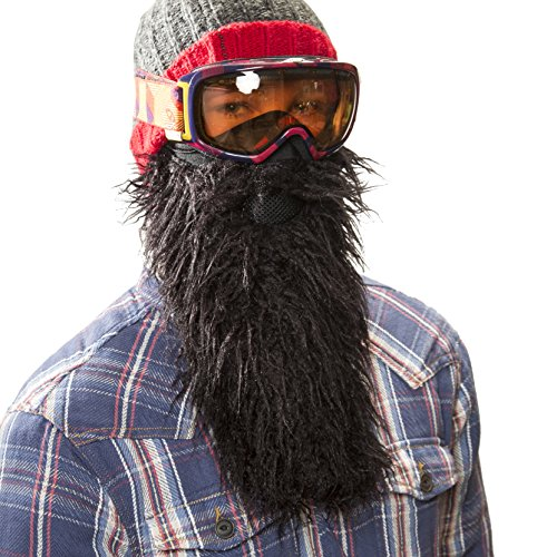 Beardski Pirate Ski Mask (Skiing Costume Ideas)