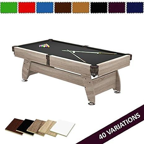 Radley mesa de billar 6 ft Vintage + opciones para personalizar + ...