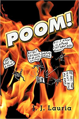 Poom!: Amazon co uk: J  J  Lauria: 9781438989075: Books